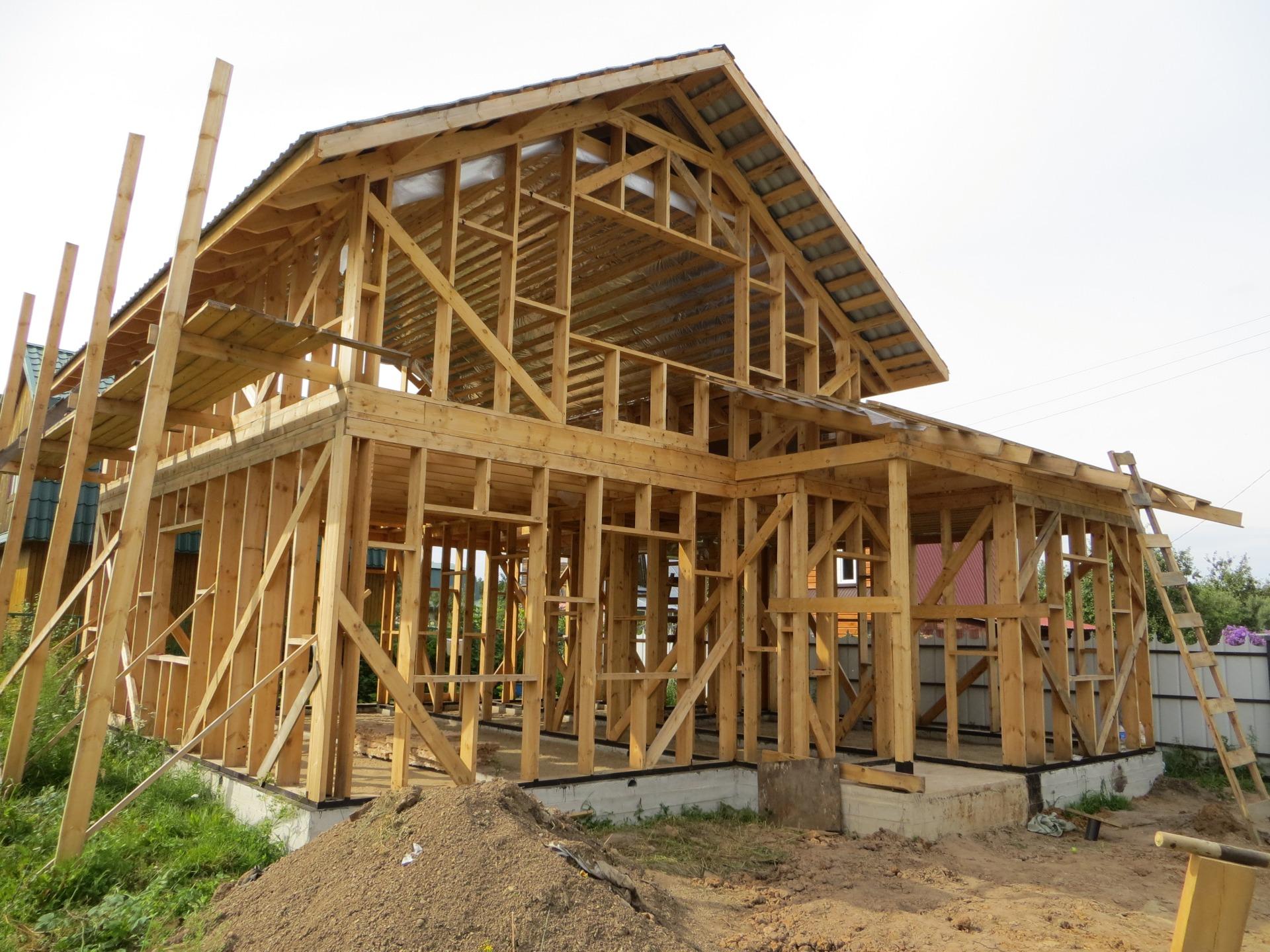 серебристое седое строительство домов канадская технология фото хизер